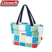 【偉盟公司貨】丹大戶外【Coleman】美國 薄荷藍保冷袋/野餐保冰桶15L CM-27219