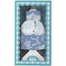 丸真 盒裝手帕 迪士尼 愛麗絲 洋裝 藍_RS66146