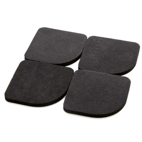 [超豐國際]家具腳墊洗衣機防震墊 沙發腳墊保護墊 茶幾腿支撐墊片墊子防滑