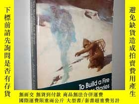 二手書博民逛書店To罕見Build a Fire and Other Stori