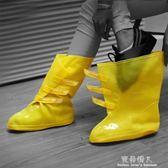 女士時尚雨靴日本韓國中高筒夏季防滑雨鞋套水鞋套鞋 完美情人精品館
