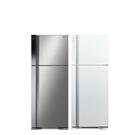 日立460公升雙門(與RV469同款)冰箱BSL星燦銀RV469BSL