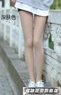 絲襪 瘦寵兒光腿神器女春秋薄款冬季裸感雙層加絨絲襪肉色打底褲連襪褲 風馳