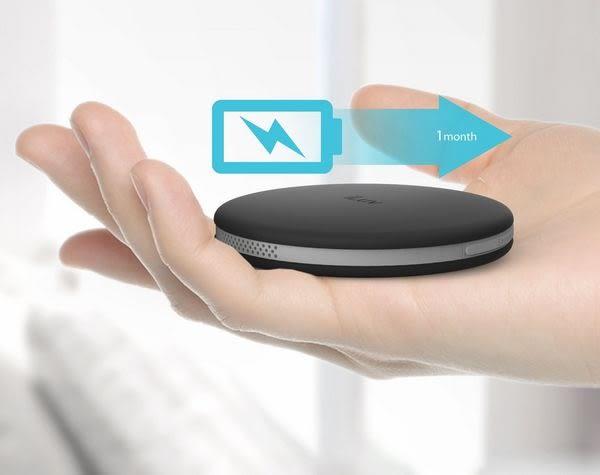 藍牙智能震動鬧鐘iLuv SmartShaker用震動叫你起床潮男街 【ManShop】