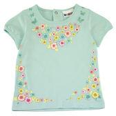 【愛的世界】純棉泡泡袖上衣/1~3歲-台灣製- ★春夏上著