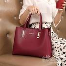 包包女包2020新款潮時尚百搭真皮單肩斜挎包中年女士手提包媽媽款 小時光生活館