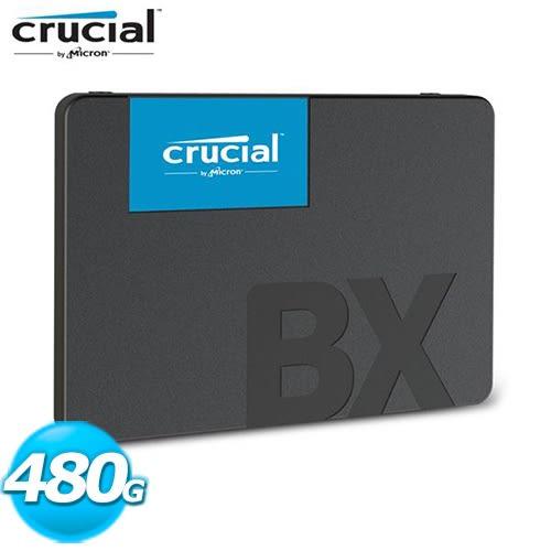 Micron Crucial BX500 480GB SSD