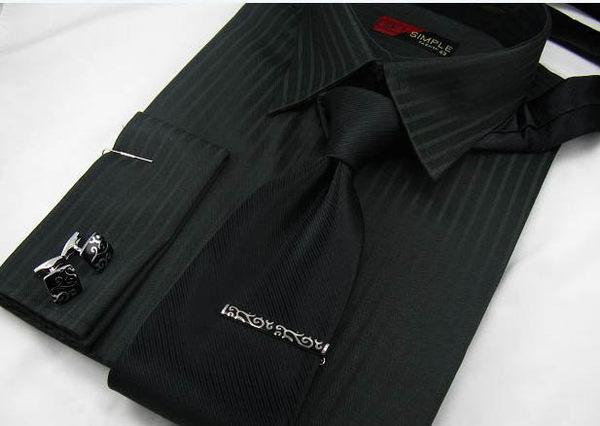 ★草魚妹★新色法式斐爾圖騰領夾袖扣套組,一組直購價329元