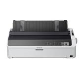 【高士資訊】EPSON LQ-2090CII A3 24針 中文 點陣 印表機 + 原廠色帶5入 S015541