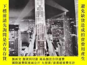 二手書博民逛書店BUILDING罕見NEW YORK: The Rise and