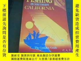 二手書博民逛書店FISHING罕見IN SOUTHERN CALIFORNIA
