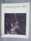 【書寶二手書T8/收藏_PID】Communication Art_Photography Annual_1989/8