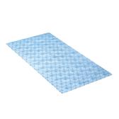 西班牙 TATAY 浴室止滑踏墊 鑽石紋 72x36cm 藍 型號5512103