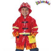 美國Kidorable 童趣雨衣 消防員款