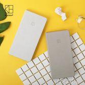 記事本 周計劃本隨身小筆記本手帳記事本效率手冊便攜小本文具用品 新品