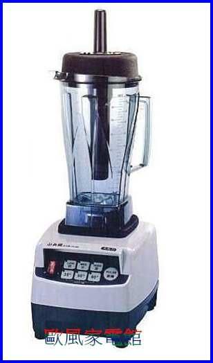 【歐風家電館】小太陽 頂級 調理 冰沙機 /果汁機 (微電腦) TM-800 / TM800
