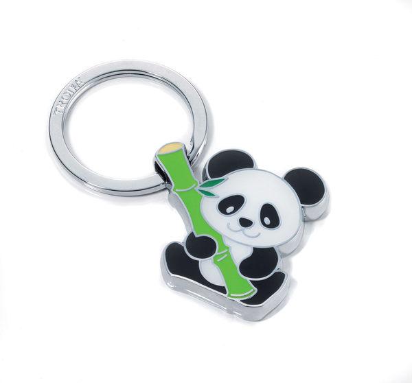 【WIZ微禮】TROIKA  鑰匙圈-熊貓造型