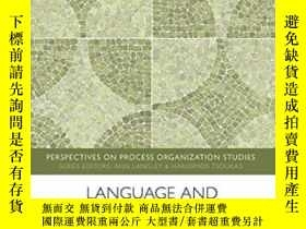 二手書博民逛書店Language罕見And Communication At Work: Discourse Narrativit