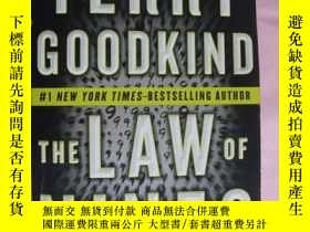 二手書博民逛書店The罕見Law of Nines (Uncorrected p