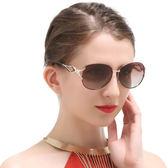 墨鏡 線條 鑲鑽 鏤空 造型 時尚 太陽眼鏡【KSA163】 BOBI  03/15