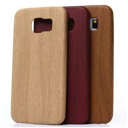 【SZ】s7 edge 手機殼 s7 手機殼 簡約木紋超薄軟殼 samsung s6 s6 edge 手機殼 s6 edge plus 手機殼