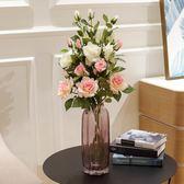 [618好康又一發]單支手感保濕感假花仿真花裝飾花客廳擺設