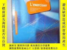 二手書博民逛書店L exercisier罕見- Manuel D express