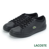 LACOSTE 女用運動休閒鞋-黑色 953