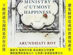 二手書博民逛書店The罕見Ministry Of Utmost HappinessY256260 Roy, Arundhati