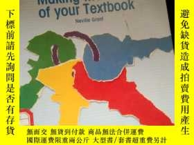二手書博民逛書店Making罕見the most of your Textbook Neville GrantY16149