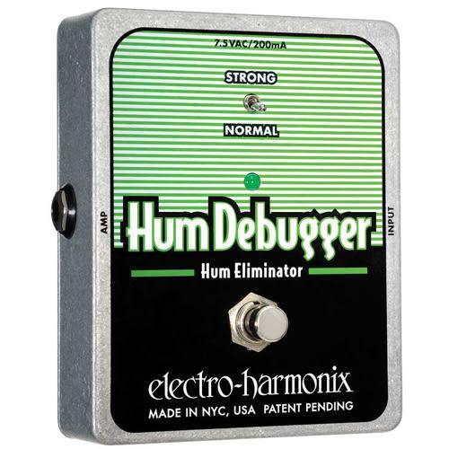【敦煌樂器】Electro Harmonix Hum Debugger 降噪 效果器