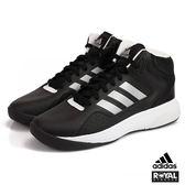 Adidas 新竹皇家 CLOUDFD 黑色 記憶鞋墊 皮革 運動鞋 男款 No.A9103
