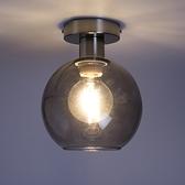 組 - 特力屋萊特 玻璃 吸頂壁燈 霧銀燈罩