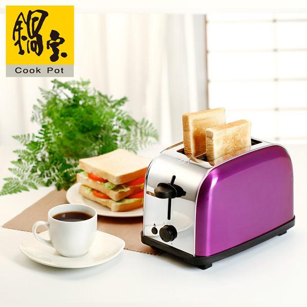 【艾來家電】【分期0利率+免運】鍋寶 不鏽鋼烤土司烤麵包機 OV-580-D