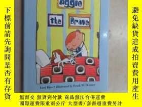 二手書博民逛書店外文書罕見AGGIE THE RAVE 共48頁 硬精裝Y159