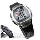 CASIO卡西歐W-210-1A電子錶 ...
