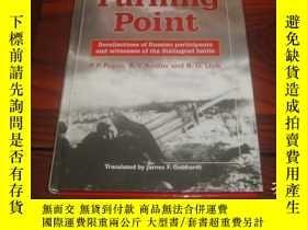 二手書博民逛書店Turning罕見Point: Recollections of