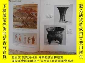 二手書博民逛書店chinese罕見cultural art treasures,