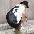 【5折超值價】潮流時尚歐美街頭大容量水餃包造型背包