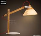INPHIC- 現代風格書房裝飾檯燈北歐個性創意書桌臥室床頭實木檯燈_S197C