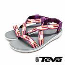 【TEVA 促銷8折】TEVA 美國  女 Terra-Float Livia 輕量織帶涼鞋  紫粉紅 -TV1009807TNPR