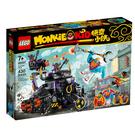 80007【LEGO 樂高積木】悟空小俠系列 Monkie Kid - 牛魔暗黑戰車 (430pcs)