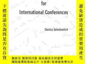 二手書博民逛書店Interpreting罕見For International ConferencesY256260 Dani