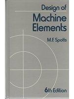二手書《Design of machine elements : incorporates both U.S. customary and SI units》 R2Y ISBN:013200593X