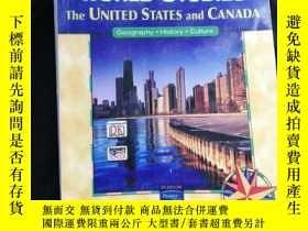 二手書博民逛書店WORLD罕見STUDIES THE UNITED STATES