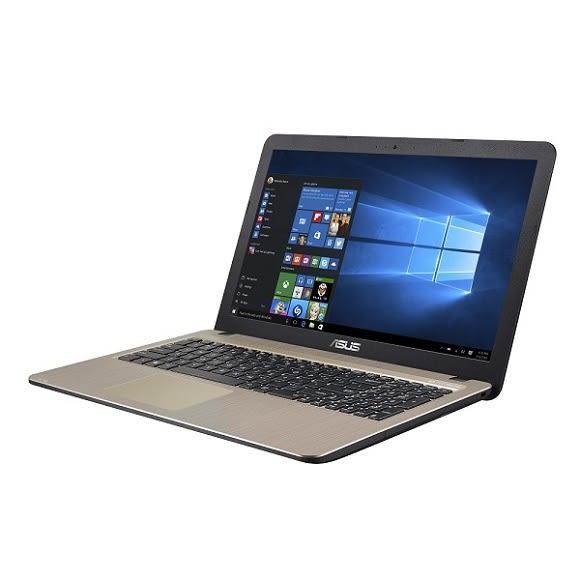 華碩 ASUS X541NA 黑/銀 480G SSD純固態碟特仕版【N4200/15.6吋/四核/超值文書機/輕量/Win10/Buy3c奇展】X541N