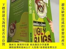 二手書博民逛書店UGLY罕見BUGS 醜陋的蟲子Y200392