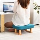 腳踏板 實木腳踏凳墊腳辦公室神器腳蹬踩腳凳子擱腳踏板沙發放腳搭腳桌下 維多原創