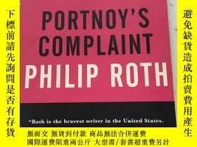 二手書博民逛書店Portnoy s罕見Complaint 書後有水漬Y25376 Philip Roth Random Hou