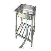 (組)富麗不鏽鋼單水槽(大型)-2入